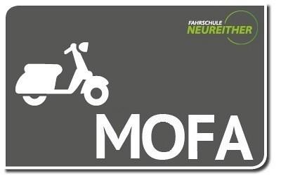 Kleinkrafträder und Leichtkraftfahrzeuge: Mofa